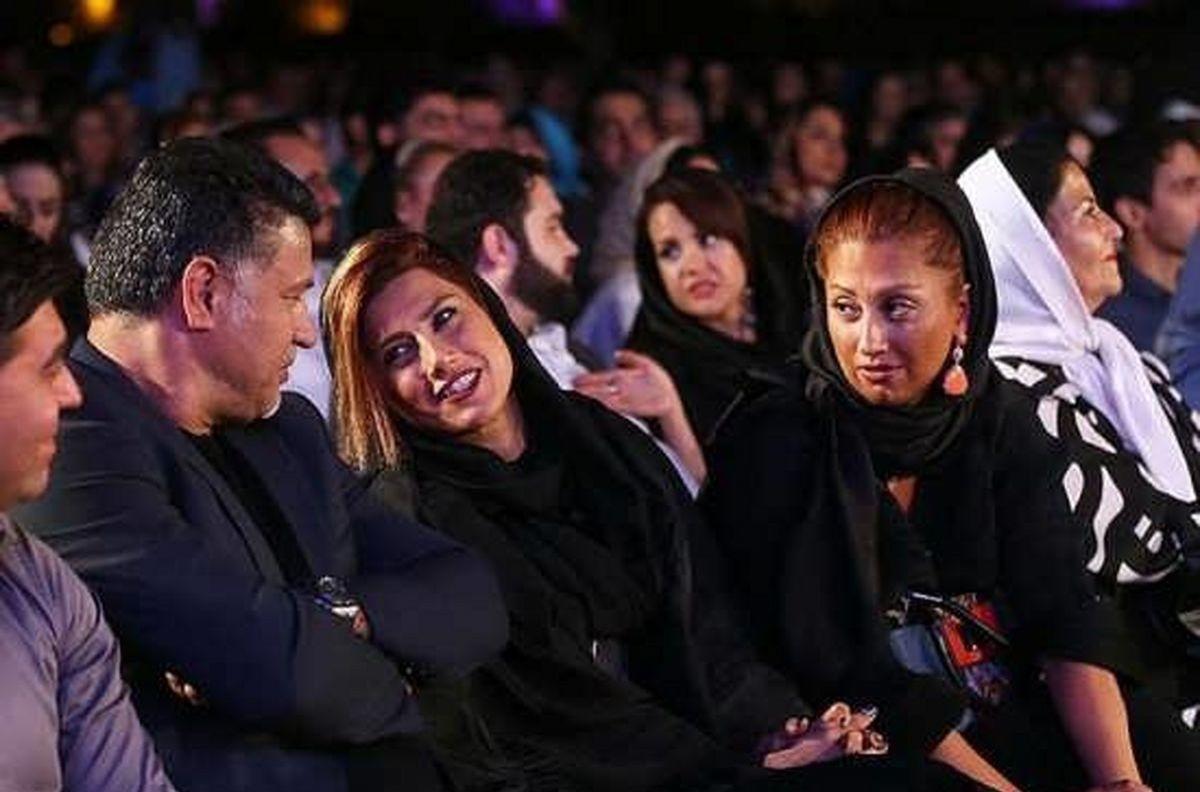 همسر+جوان+علی+دایی