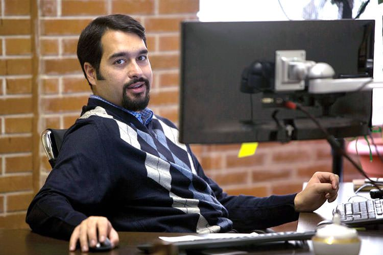 محمد جواد شکوری مقدم بنیان گذار آپارات