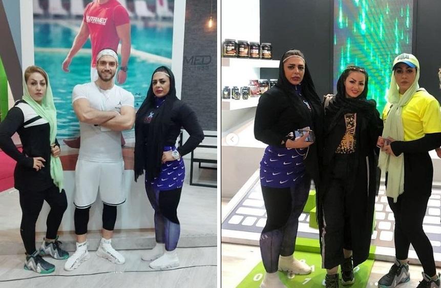 نمایشگاه اسپورتکس تهران