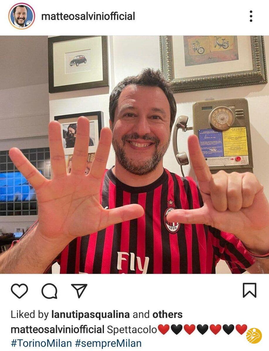 وزیر فوتبالی ایتالیا