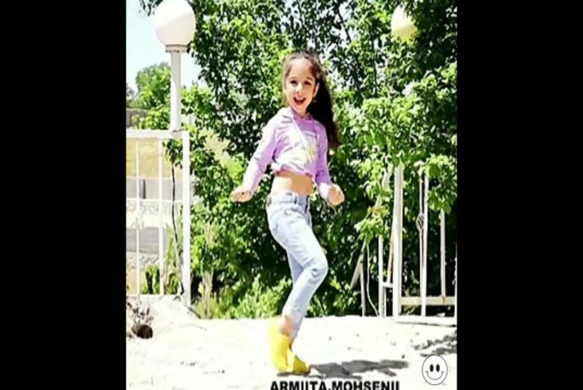 رقص آرمیتا محسنی