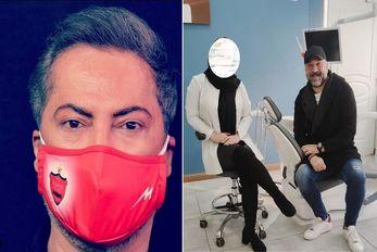مهرداد میناوند و علی انصاریان از کجا کرونا گرفتند؛ دندانپزشکی؟