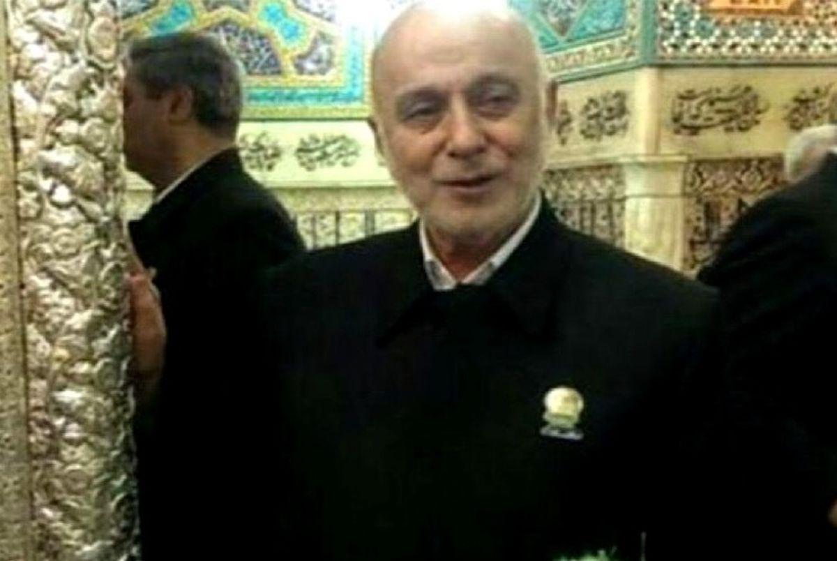 حاج محمد خجسته باقرزاده