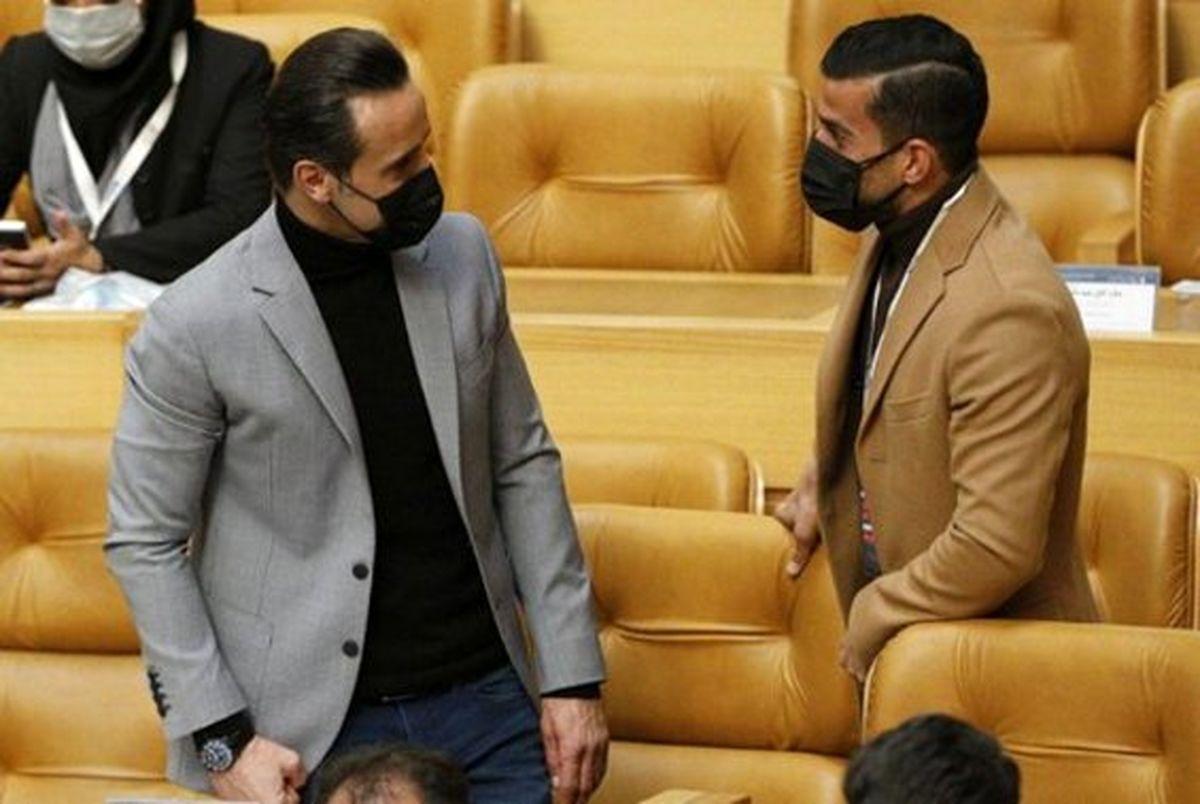 ادعای باشگاه پرسپولیس؛ رای ما علی کریمی بود