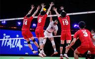 ساعت بازی والیبال ایران لهستان در لیگ ملتها سه شنبه 1 تیر