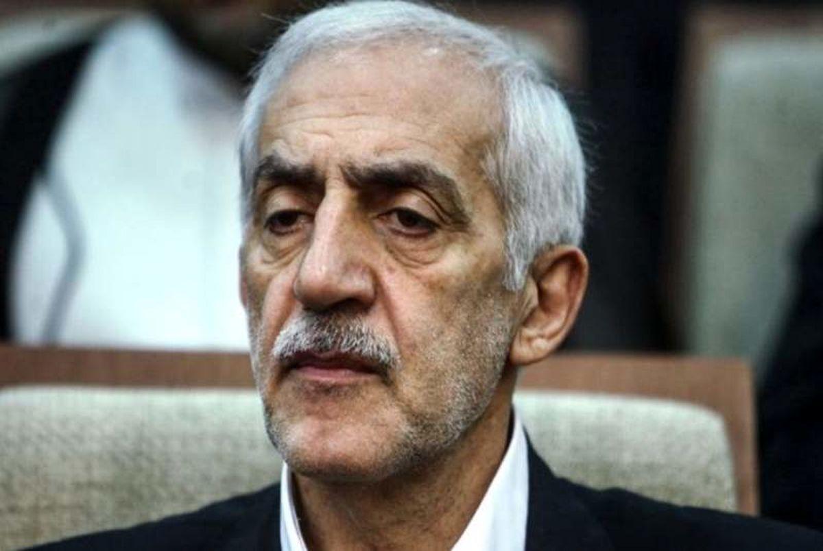 محمد دادکان و خداحافظی اش از پرسپولیس