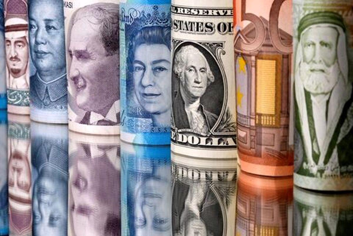 قیمت دلار یورو لیر درهم امروز سه شنبه 27 بهمن 99