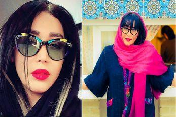"""""""سارا منجزی پور"""" بعد از فوت پدر حجابش هم ریزش کرد! + عکس"""