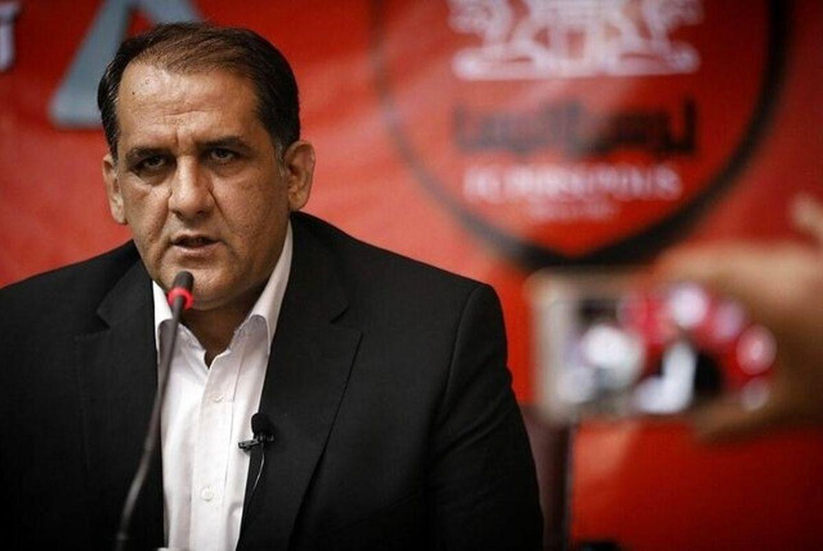 مدیرعامل پرسپولیس دنبال وقت ملاقات با وزیر ورزش