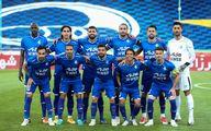 ترکیب رسمی استقلال مقابل گل گهر سیرجان نیمه نهایی جام حدفی 13 مرداد