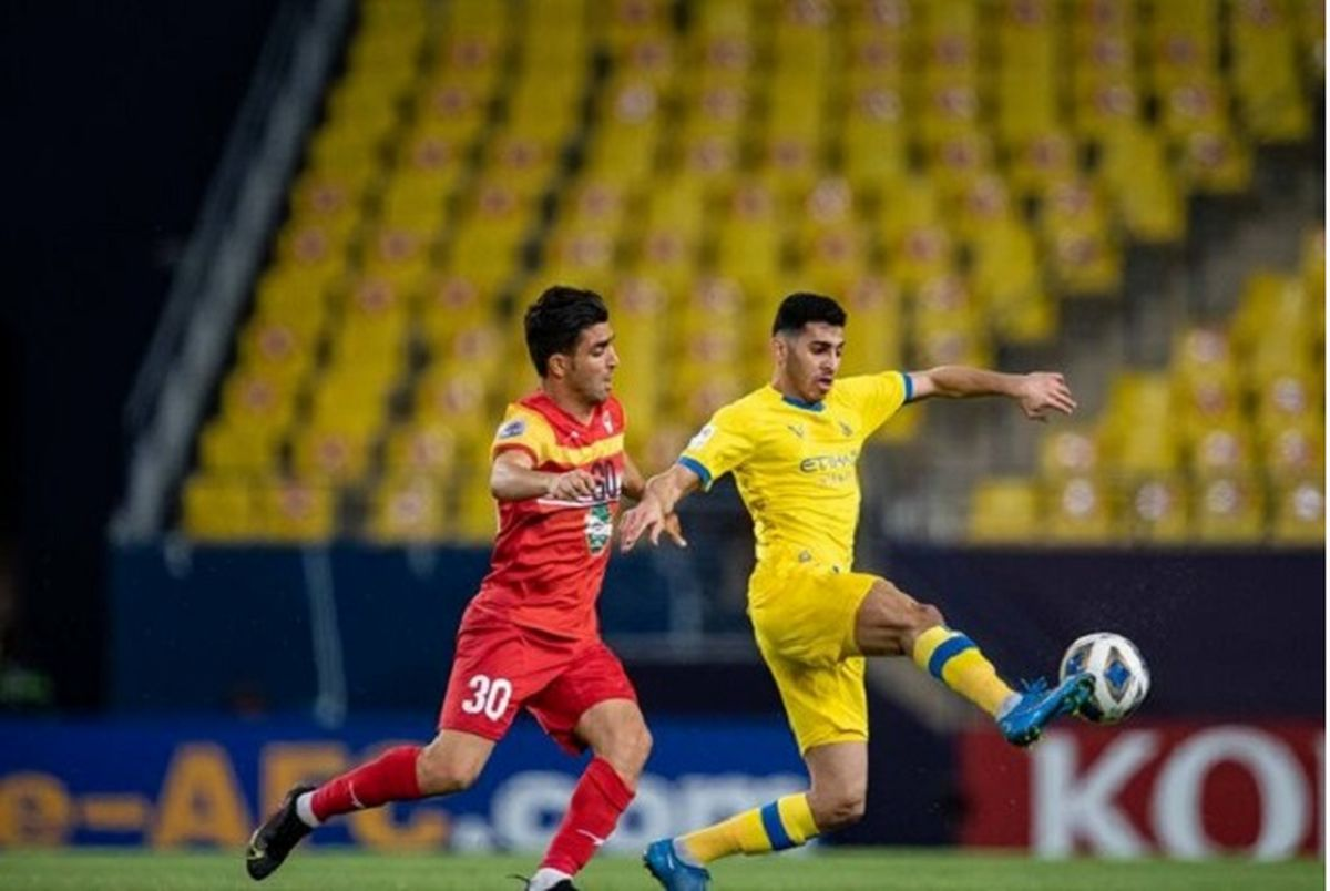 نتیجه نهایی و ویدیو خلاصه بازی تراکتور النصر سه شنبه 23 شهریور