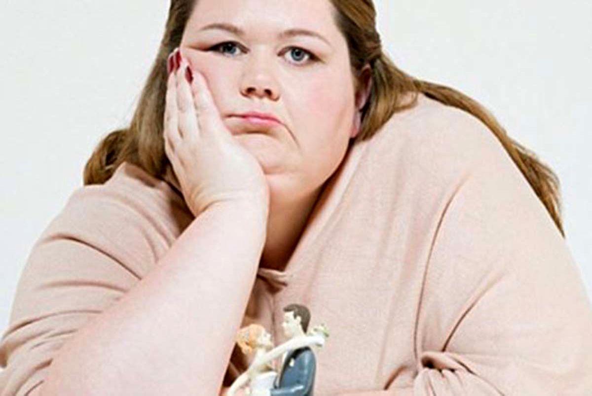 تاثیر چاقی و اضافه وزن بر کاهش لذت جنسی