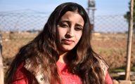 (عکس) آزادی دختر ایزدی پس از ۷ سال از اسارت داعش