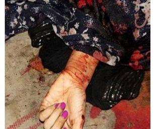 زن بی رحم شوهرش را در خواب با کلنگ کُشت!