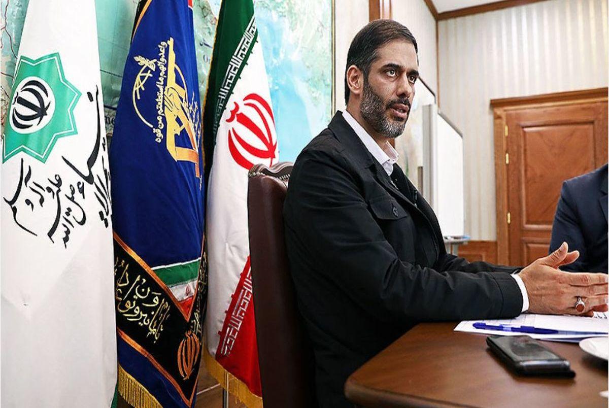 معاون سپاه: سعید محمد به دلیل تخلف برکنار شد