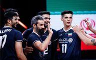 ساعت بازی والیبال ایران – اسلوونی