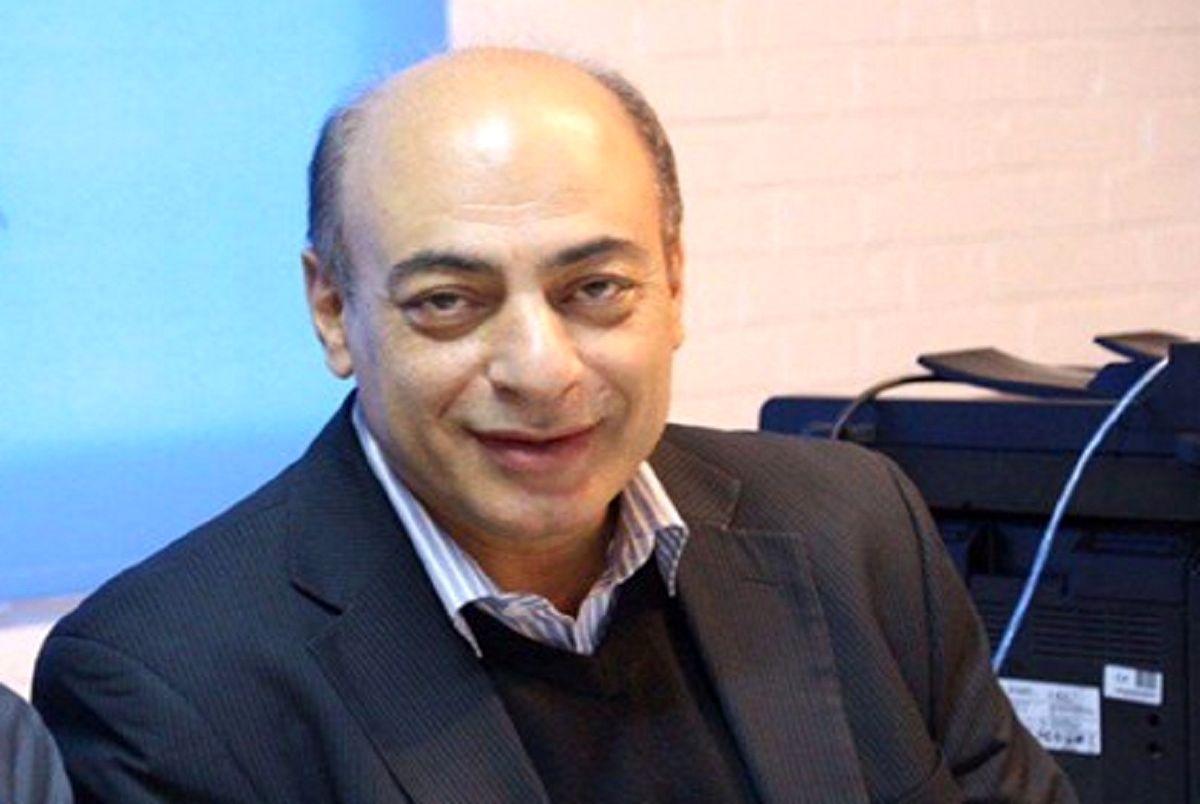 بهرام امیری، سرپرست تیم فوتبال استقلال