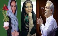 دل پر سحر زکریا از مهران مدیری؛ من هم مثل آزاده نامداری ام!