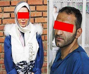 مرد تهرانی زود آمد؛ زنش با مرد غریبه روی تخت رسوا شد!