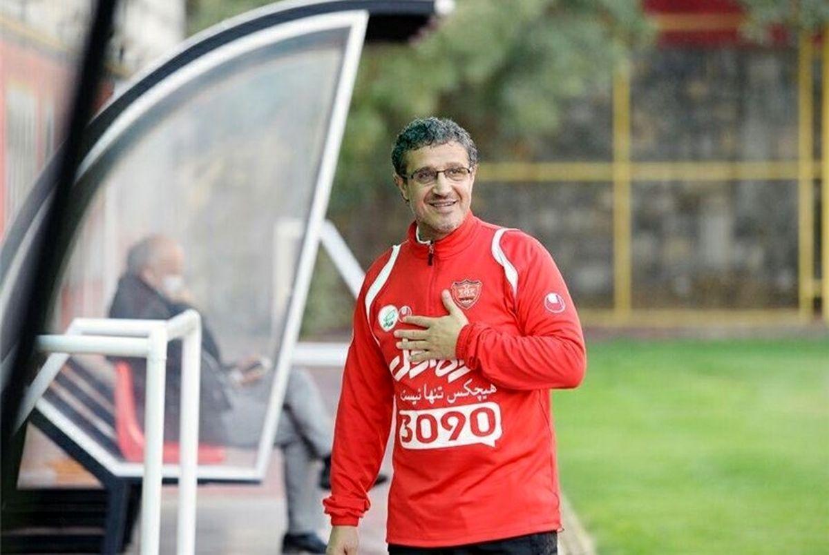 مصطفی قنبرپور گزینه عضویت در هیئت مدیره باشگاه پرسپولیس