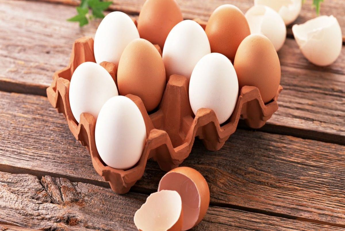 ساده ترین روش تشخیص تخم مرغ تازه از کهنه