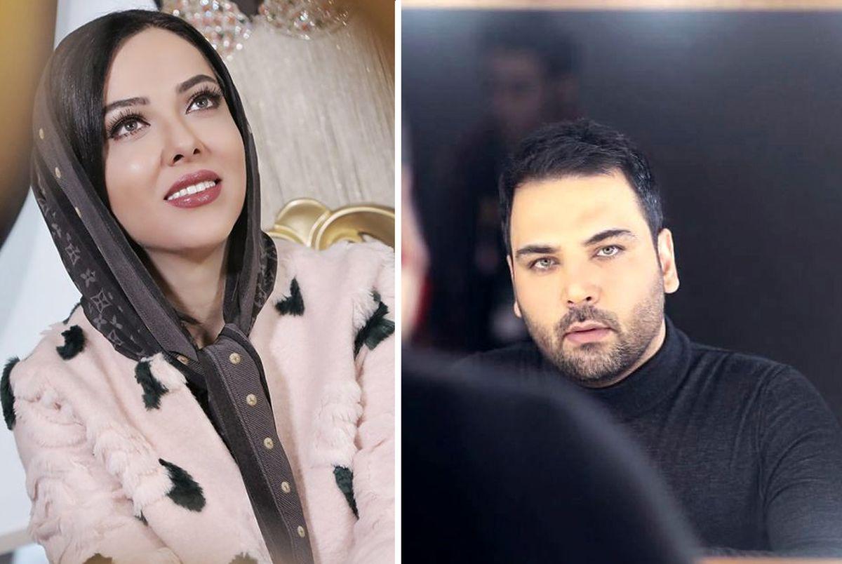 ازدواج احسان علیخانی و لیلا اوتادی
