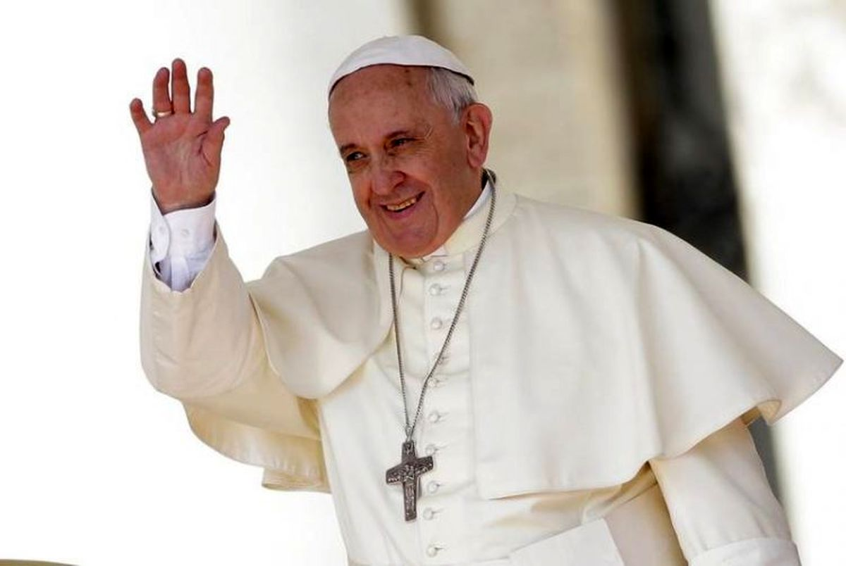 دستگیری پاپ به جرم قاچاق کودک صحت دارد؟