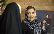 صحبت های بهاره رهنما و مهوش وقاری در مراسم سوم و هفتم محسن قاضی مرادی