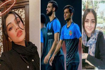 """""""ستاره معصومی"""" خودش که هیچ زن احمد نوراللهی رو هم از راه بدر کرد!+ویدیو"""
