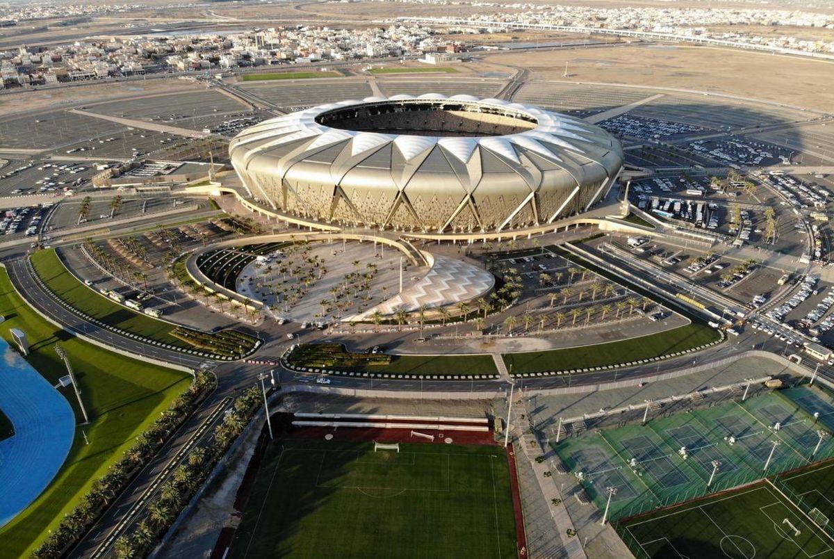 شیطنت سعودیها در غفلت AFC با تغییر ورزشگاه + عکس