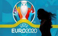 (عکس) حضور غیرمنتظره علی دایی در پوستر ویژه یورو 2020