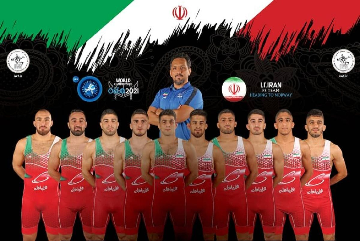 مسابقات کشتی آزاد قهرمانی جهان