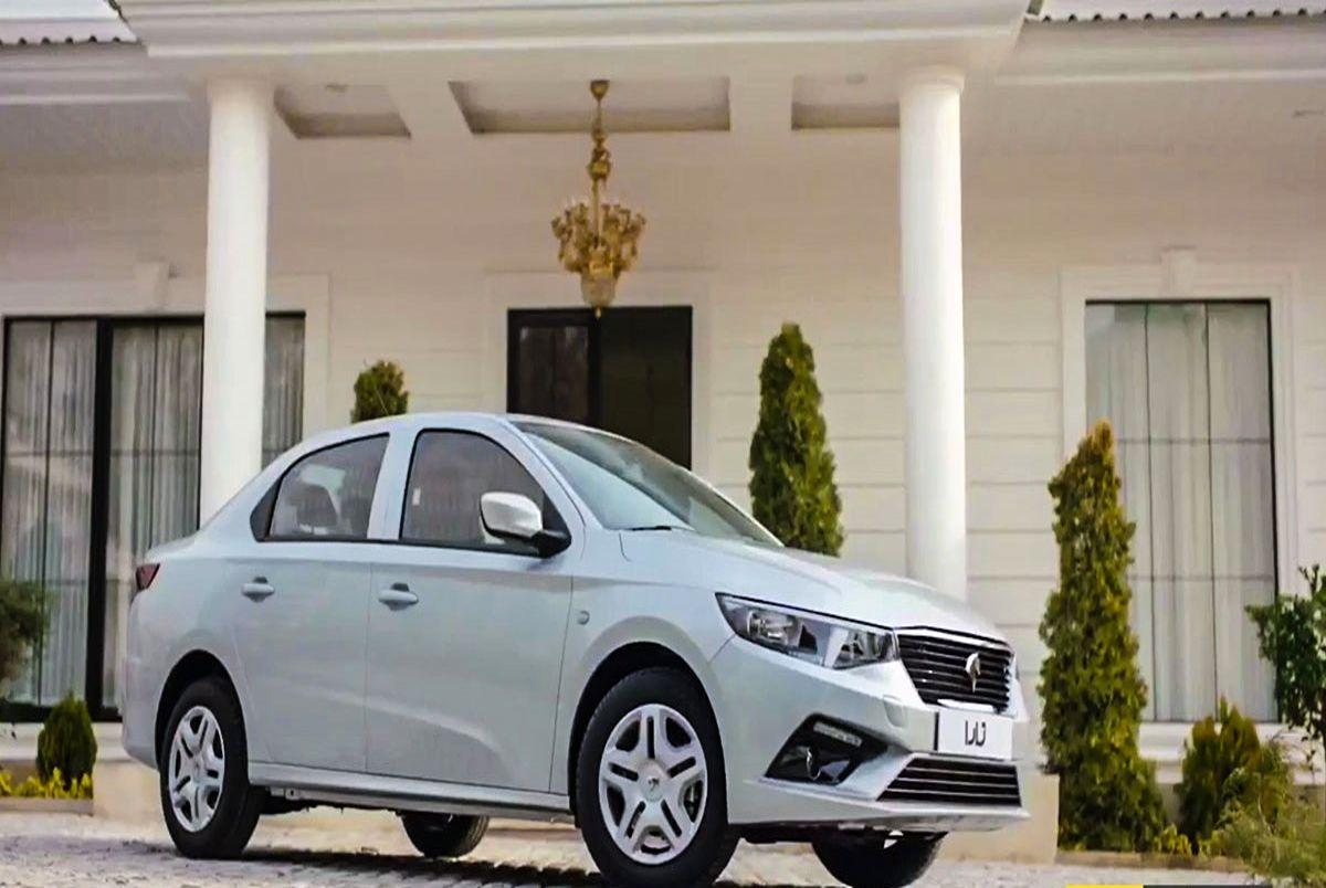 ایران خودرو 50 هزار خودرو تارا به بازار میفرستد