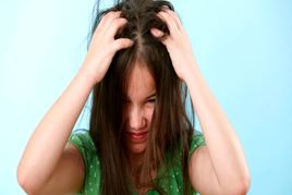 چگونه از شر شپش موی سر خلاص شویم؟
