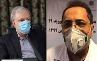 دکتر هاشمیان علیه نمکی وزیر بهداشت: تو مردم را بدبخت کردی!