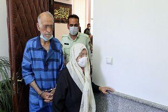 بازسازی صحنه قتل بابک خرمدین و خواهرش + عکس لحظه حضور پدر و مادر در قتلگاه