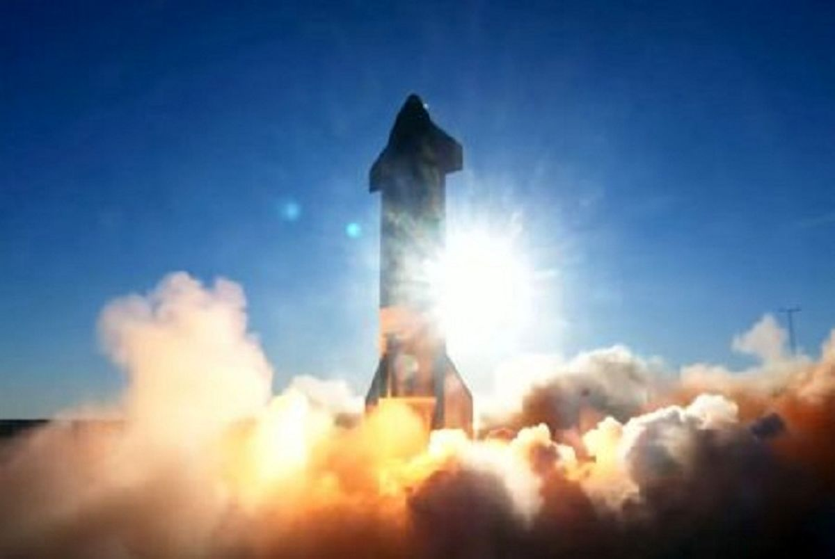 ایلان ماسک با استارشیپ در سودای فتح مریخ!