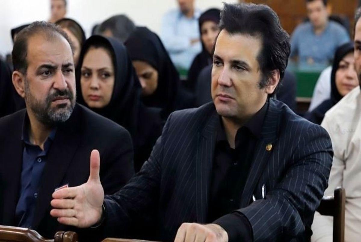حسام نواب صفوی کرونا گرفت؛ آخرین وضعیت نواب صفوی