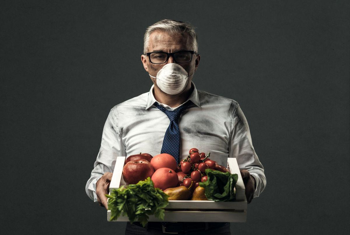 چگونه با تغذیه سالم، در برابر آلودگی هوا مقاوم شویم؟