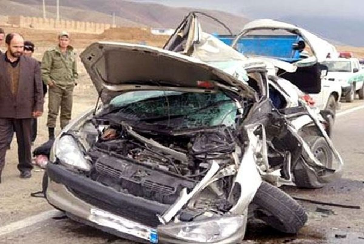 تصادفات در خراسان شمالی ۶۷ درصد افزایش یافت