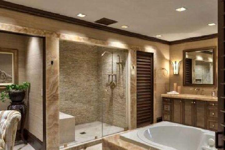 لاکچریترین و پر هزینهترین حمامهای دنیا !