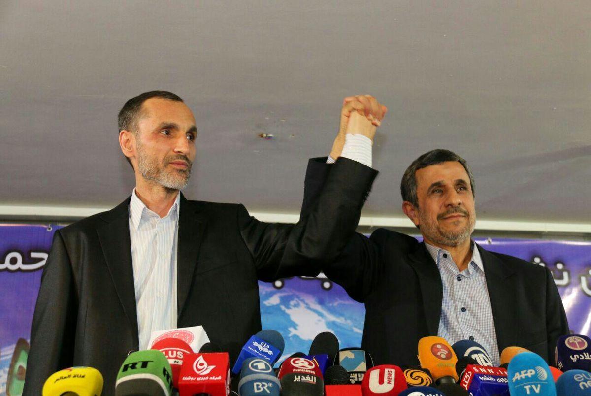 ادعایی عجیب درباره ثروت باورنکردنی معاون احمدی نژاد!