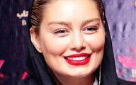 رونمایی سحر قریشی از چهره جدید و عملی اش با لباس یقه باز! +عکس