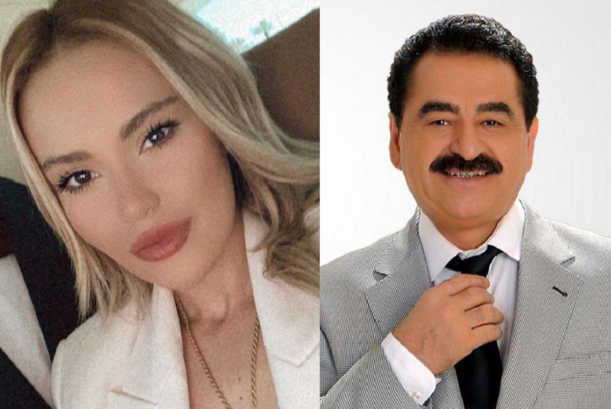 ویدیو لو رفته از همسر 25 ساله ابراهیم تاتلیس غوغا به پا کرد!