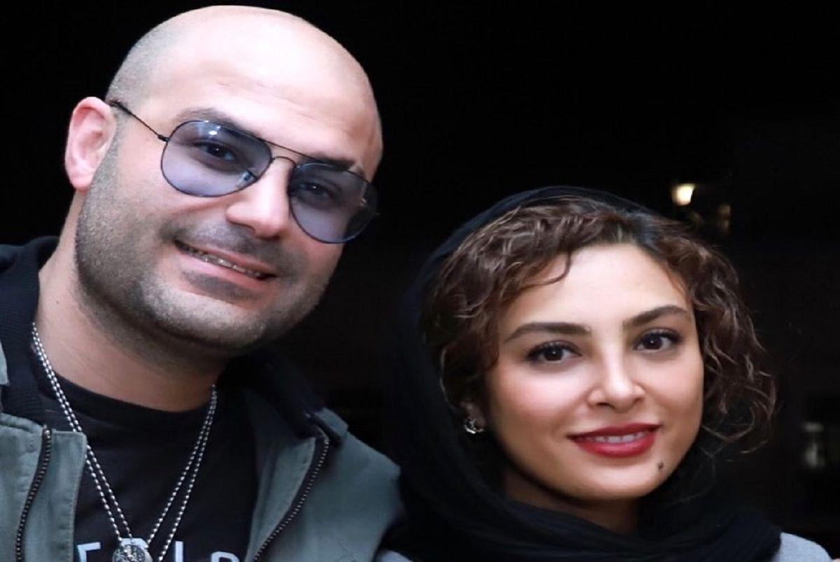 چالش عجیب حدیثه تهرانی و همسرش درخانه شان!