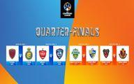برنامه کامل مرحله یکچهارم نهایی لیگ قهرمانان آسیا؛ تاریخ بازی پرسپولیس و الهلال