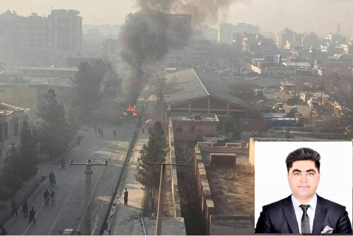 ضیاء ودان سخنگوی دولت افغانستان چگونه ترور شد؟