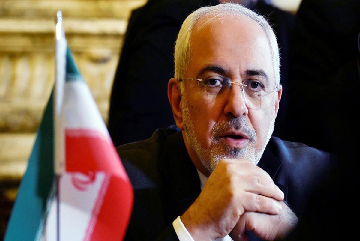 گفت وگوی  محمد جواد ظریف با شبکه پرس تی وی