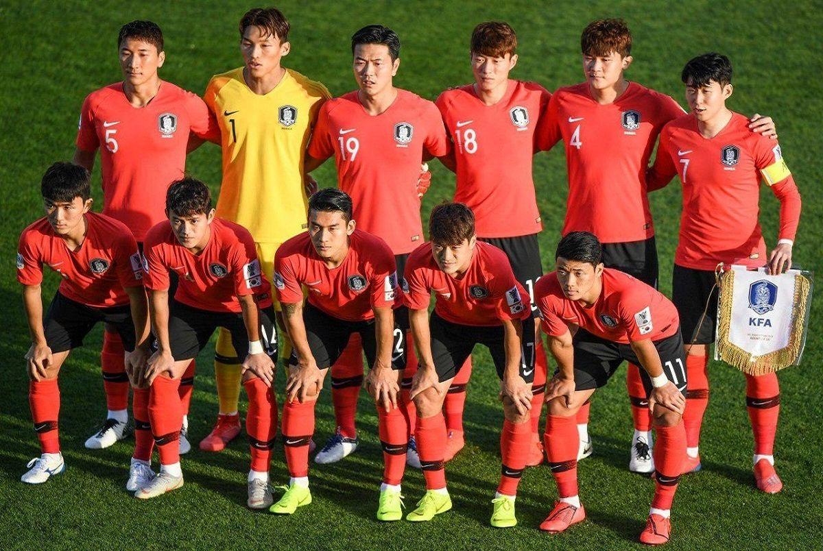 تیم ملی فوتبال کره جنوبی