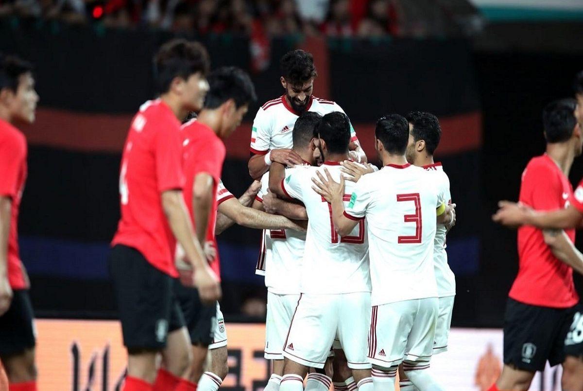 تیمهای ملی فوتبال ایران